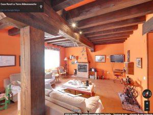 Visita virtual Casa Rural La Torre