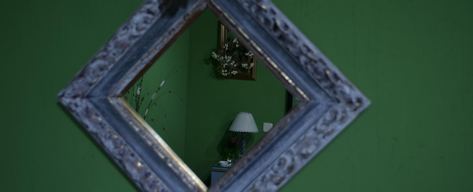 La casa está decorada con mimo y cariño