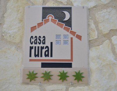 Casa rural de 4 estrellas