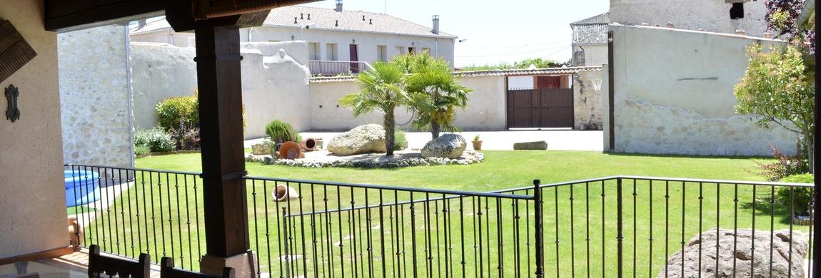 Patio_Casa Rural La Torre