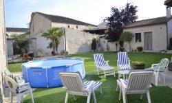 Piscina de verano_Casa Rural La Torre